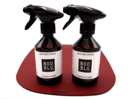 Clean & Care - Leather Spray - Set van 2