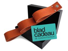 MAG & BLADCADEAU - cognac - vanafprijs:
