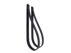 SLING ophanglus 2,5 cm - maat L - zwart (2)