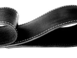 MAG3 DeLuxe magazinehouder - vintage zwart - set van 2