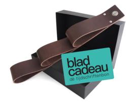 MAG & BLADCADEAU - bruin - vanafprijs:
