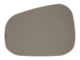 PEBL placemat kingsize - Clay