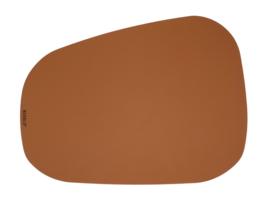 PEBL placemat - Cognac