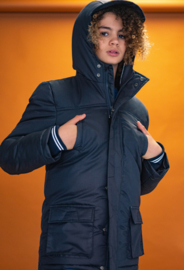 Bellaire Parka / winterjas Bowan Navy