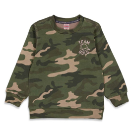 Sturdy SWEATER AOP - PRESS AND PLAY