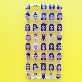 Kimoji 1 Phone Case