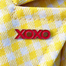 XOXO Pin