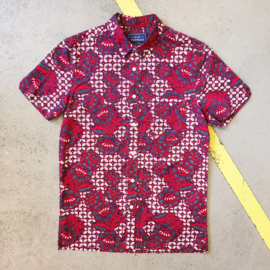 Red Batik Shirt