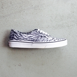 Vans Tiger Grey Low
