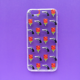 Guns & Roses Emoji Phonecase