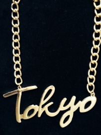 Gold Chain 'Tokyo'
