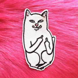 Lord Nermal Cat Badge