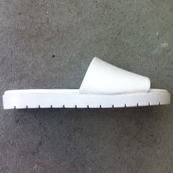 Slippers White Size 39