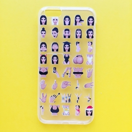 Kimoji 3 Phone Case