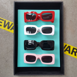Square 90s Sunglasses