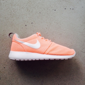 Nike Free Run Neon Orange Low Size 38