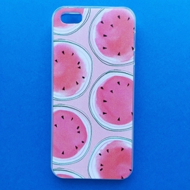 Pink Melon Phone Case