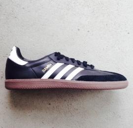 Adidas Samba Black Low Size 44,5