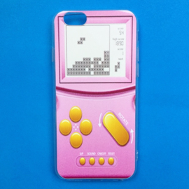 Pink Gameboy Phone Case