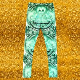 Dollar Illuminati Leggings