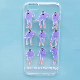 Dancing Drake  Phone Case