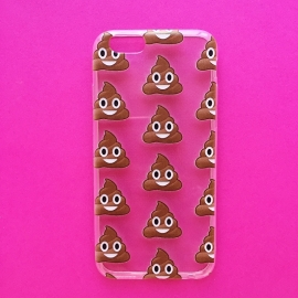 Poop Emoji Phone Case