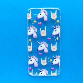 Unicorn Emoji Phonecase