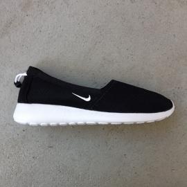 Nike Wmns Nike Rosherun Slip Black Size 41