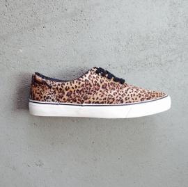 Topman Leopard Print Low size 40