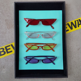 Superskinny sunglasses