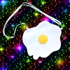 Fried Egg Handbag