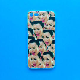 Multi Crying Kim Phonecase
