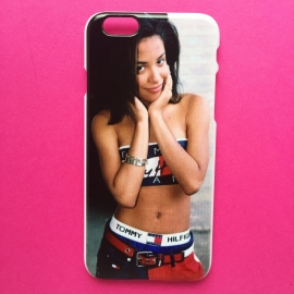 Aaliyah Tommy Phone Case