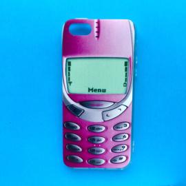 Pink Nokia Retro Phonecase