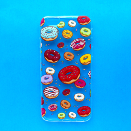 Donuts Colour Phonecase