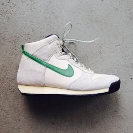 Nike ACG Air Alder High- Khaki/Green- Size 44