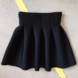 Neopreen  Black Skaterkirt Size S