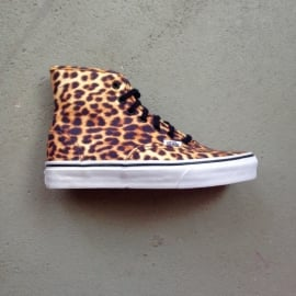 Vans Leopard High Size 36