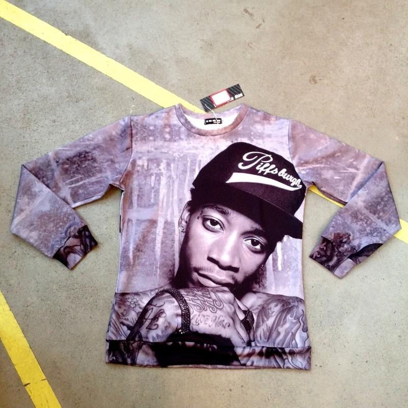 Wiz Khalifa Sweater