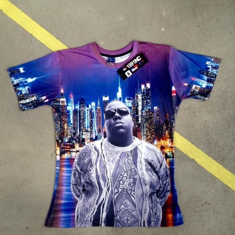 Biggie Photoprint T-shirt
