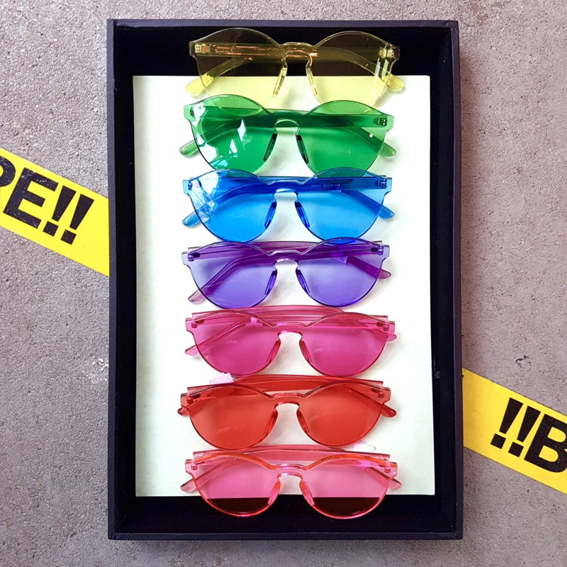 Perspex Sunglasses