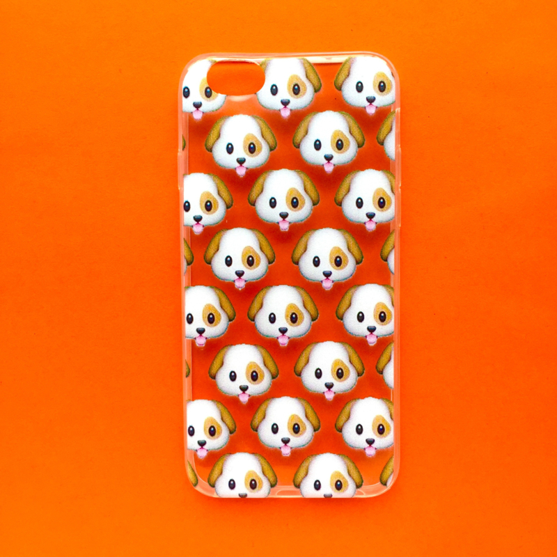 Dog Emoji Phonecase