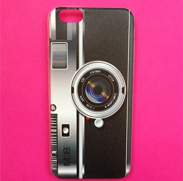 Oldschool Camera Phone Case