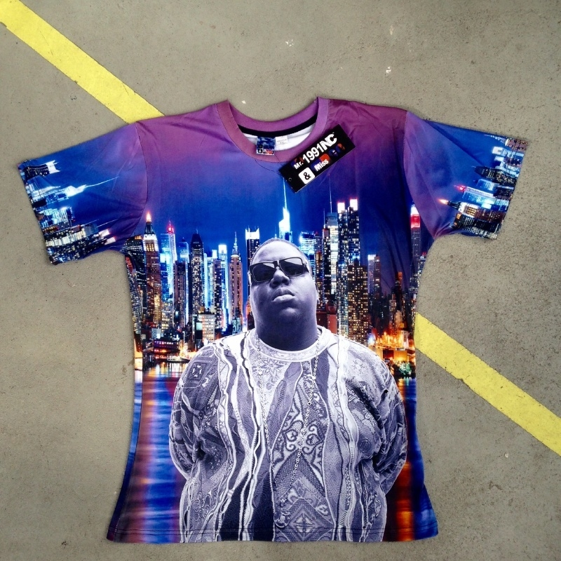 Biggie Photoprint T-shirt
