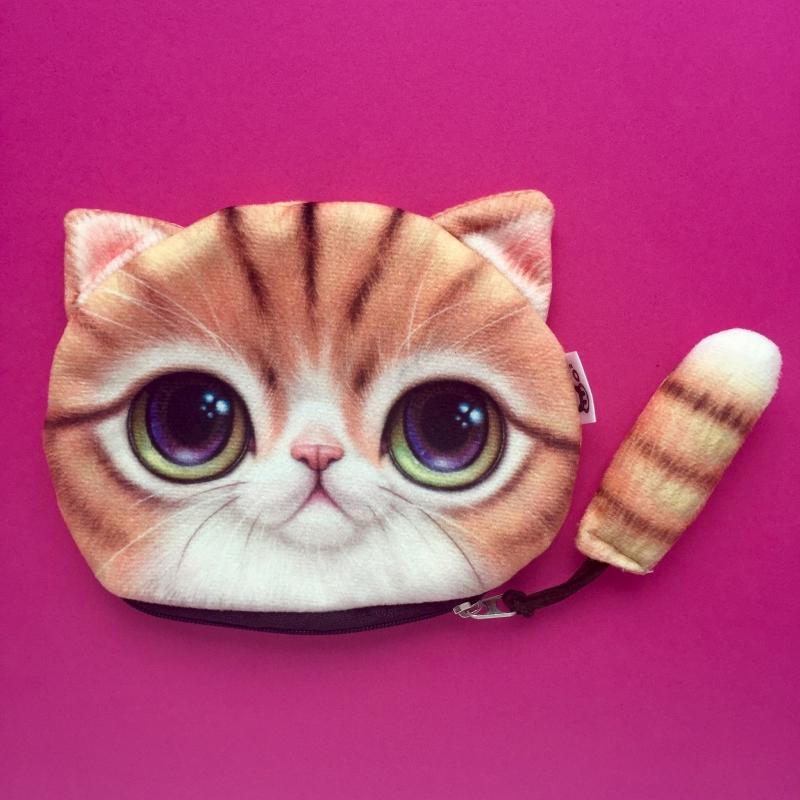 Red Cat Wallet XL