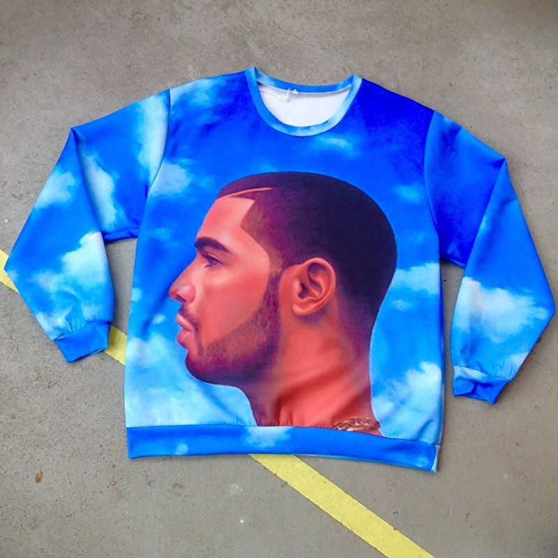 Drake 'Nothing was the same' Sweater
