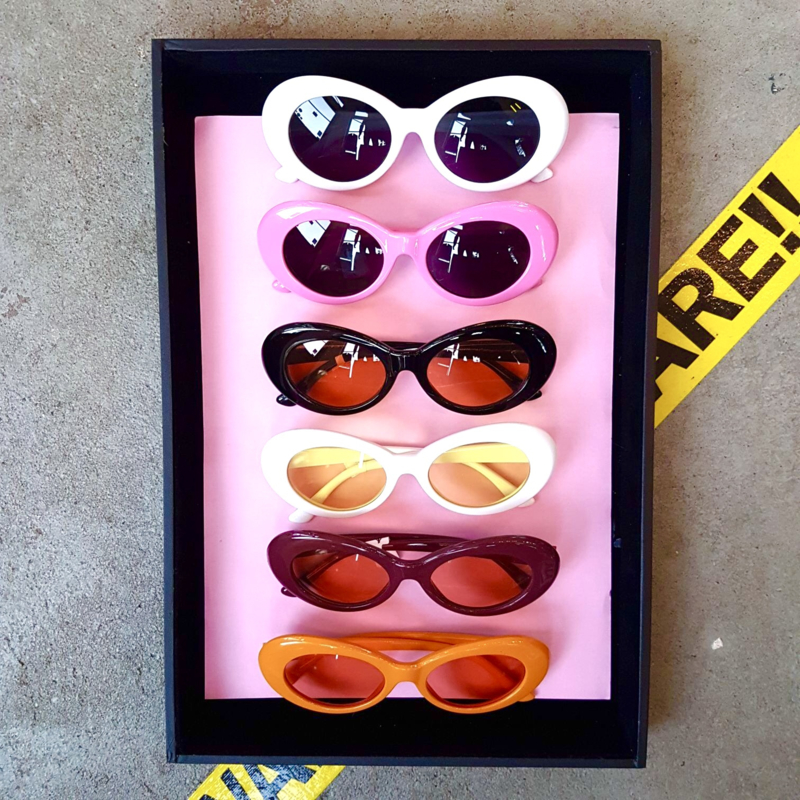 60s Big Sunglasses
