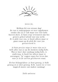 Print A5 'Ochtendspeech'