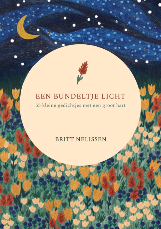 Gedichtenbundel 'Een bundeltje licht'