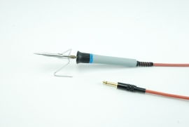 Ersa soldeerbout 25W 24V met hittebestendig siliconensnoer en JACK Stekker